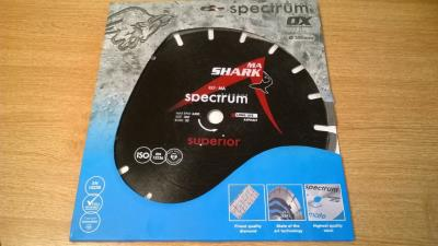 Diamond Blade for Tarmac & Abrasive Materials 300mm