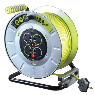 Masterplug Pro-XT Metal Cable Reel