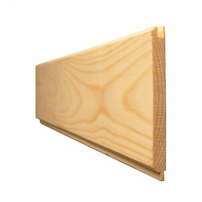Redwood Matchboard PTGV1S EX 125 x 25mm random lengths