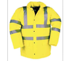 High-Vis Yellow Motorway Jacket