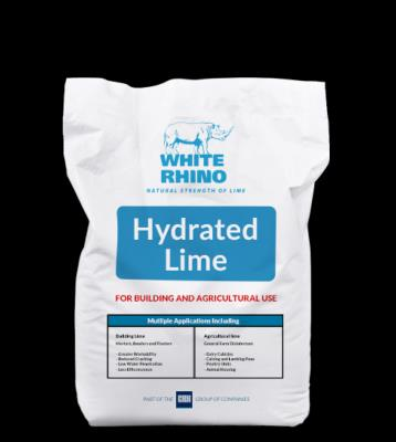 Cement Hydrated Lime
