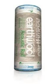 100mm Knauf Earthwool Acoustic Roll 11m2 per pack