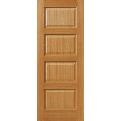 Mersey Oak Panelled Door