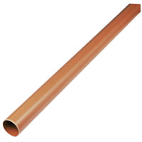 160mm Plain Ended Pipe