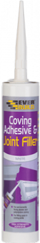 Everbuild Coving Adhesive & Joint Filler Cartridge