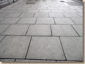 British Standard Paving Grey Light Duty Paving Slabs