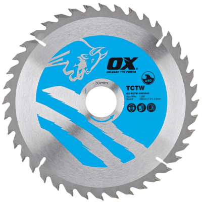 Ox Wood Cutting Circular Saw Blades