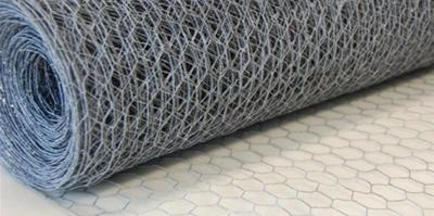 Galvanised Wire Netting (Hot Dipped)