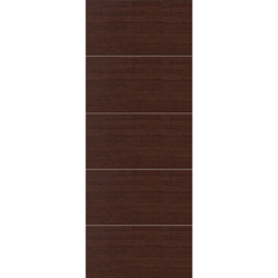 Wenge Painted FD30 Fire Door