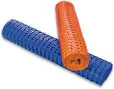 Barrier Mesh/Fencing (50mtr x 1mtr) - Orange