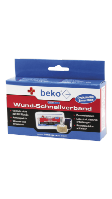 Beko Careline Medical Plaster Box