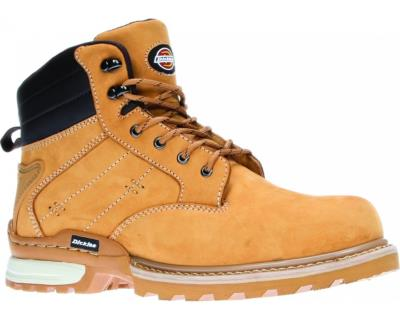 Dickies Canton Safety Boot - Honey