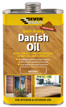 Everbuild Danish Oil 500ml