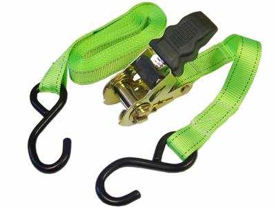 Faithfull Ratchet Tie Down 5M x 25MM   BS1500lb