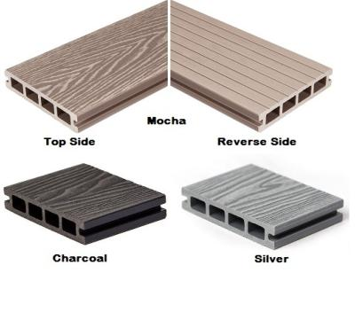 Gronodec Composite Decking Board 25x136mm x 3.66mtr