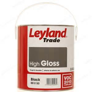 Leyland Trade High Gloss