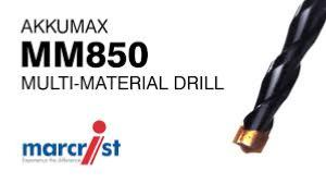 Marcrist MM850 Multi Material Drill Bit