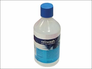Scan Reliwash Eye Wash Station Refill 500ml