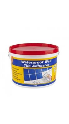 SikaCeram Waterproof Wall Tile Adhesive 15kg