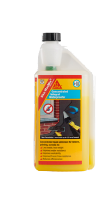 Sika MaxMix Waterproofer 1 Litre