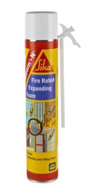 Sikaboom N+ Fire Rated Expanding Foam 750ml