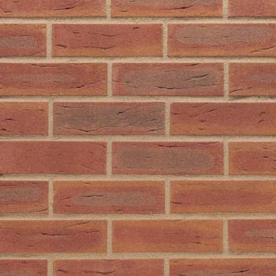 Wienerberger Terca Bricks 65mm Sunset Red Multi Emerys