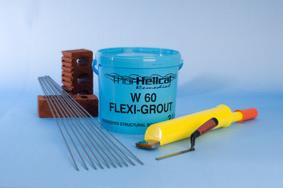 Wykamol Thor Helical Remedial Crack Kit