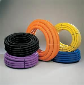 Ridgicoil - Coiled Ducts x 50mtr
