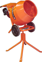 Belle Minimix 150 Compact Tip Up Professional Cement Mixer