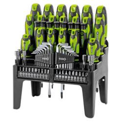 Draper 69 piece Screwdriver, Bit and Key Set