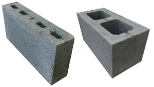 Concrete Blocks - Hollow / Cellular