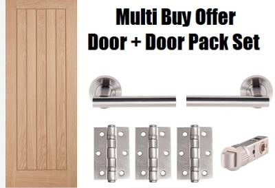 Multi-Buy Offer - Belize Door + Sultan Door Pack