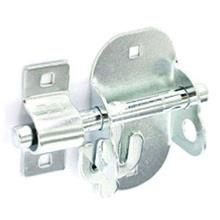 Securit Oval Padlock Bolt 100mm - Zinc Plated