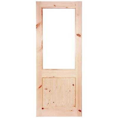Redwood 2XG 1 Panel External Door