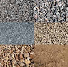 Decorative aggregate supply - Telford and Stoke-on-Trent