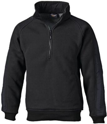 Dickies Eisenhower Fleece Pullover - Black