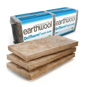 Knauf Earthwool DriTherm 37 Standard Cavity Insulation