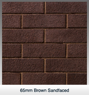Carlton Brown Sand Faced 73mm