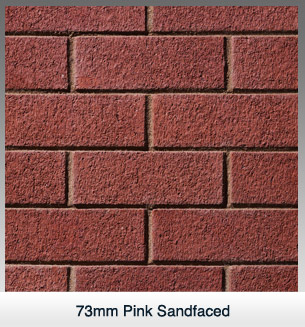 Carlton Pink Sand Faced 73mm