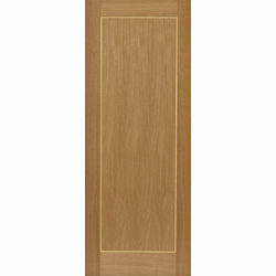 Roma Prefinished Oak Diana FD30 Fire Door