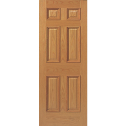 Royale E16M Oak Veneered Door
