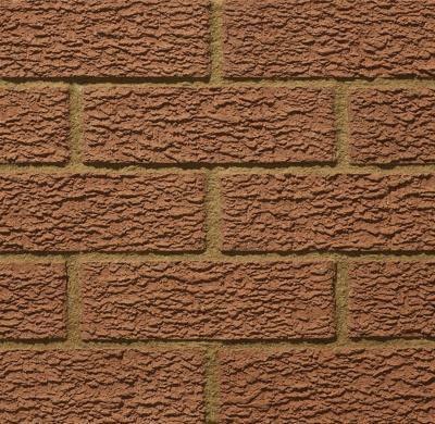 Carlton Bricks 65mm Red Rustic Emerys