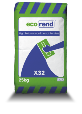Eco Rend X32 One-Coat Base High Polymer 25kg
