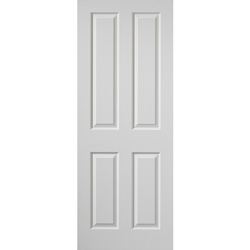 Canterbury White FD30 Fire Door