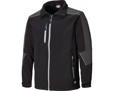 Dickies Glenwood Softshell Jacket - Black