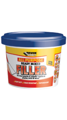 Everbuild All Purpose Filler (Ready Mixed) 1kg