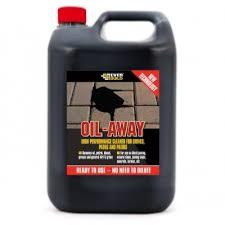 Everbuild Oil-Away 5 litre