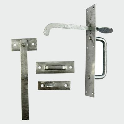Medium Duty Suffolk Latch 188mm - Galvanised
