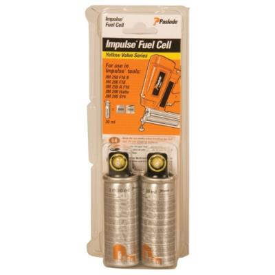Paslode Mini Fuel Cell Blister Pack Yellow