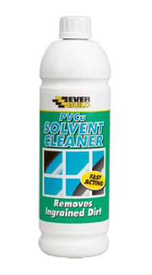 Everbuild PVCU Solvent Cleaner 1ltr